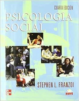 PSICOLOGIA SOCIAL: Amazon.es: Franzoi, Stephen: Libros
