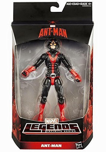 Marvel Legends Infinite Series, Ant-Man Exclusive Action Figure, 6 Inches