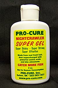 Pro-Cure Nightcrawler Super Gel, 2 Ounce