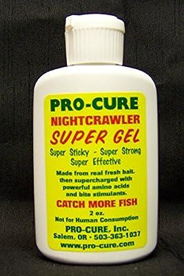 Pro-Cure Nightcrawler Super Gel, 2 Ounce
