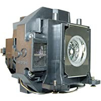 SpArc Bronze Epson ELPLP57 Projector Replacement Lamp with Housing