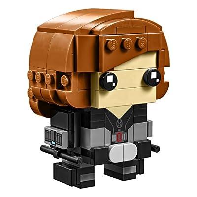 LEGO BrickHeadz Black Widow 41591 Building Kit: Toys & Games