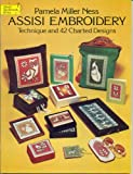 Assisi Embroidery, Pamela M. Ness, 0486237435
