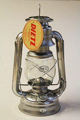 Dietz Original #76 Oil Lamp Burning Lantern -
