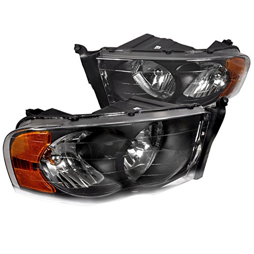 02 dodge ram 1500 headlights - 2
