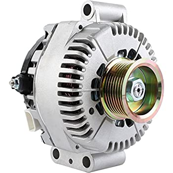 DB Electrical AFD0164 New Alternator 6.4L 6.4 Diesel Ford F150 F250 Truck F450 F550 Super Duty 08 09 10 2008 2009 2010 7C3T-10300-CA 7C3Z-10346-CA 400-14127 ...