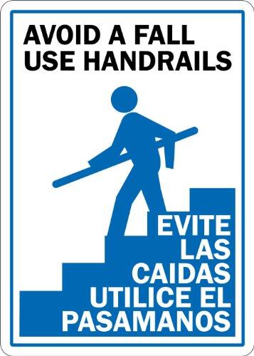 Use Handrail - 4