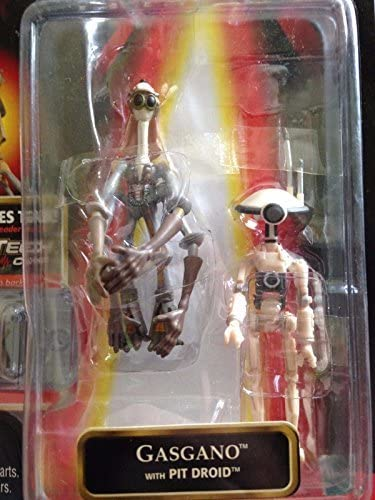 STAR WARS BASIC EP1 PIT DROID WHITE 3.75 INCH FIGURE