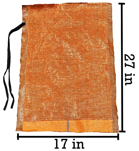 Sandbaggy - 17'' x 27'' Long-Lasting Sandbags - Brown Color - Lasts 1-2 Yrs - Monofilament (Pack of 100) by Sandbaggy (Image #1)