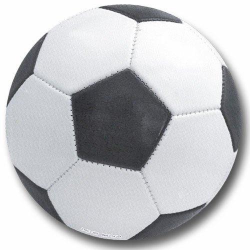 Soccer Ball Car Magnet - 5.5
