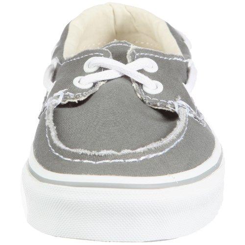 Bestelwagens Mens Vans Zapato Del Barco Skateschoenen 5 Heren Us / 6.5 Women Us (pewter / True White)