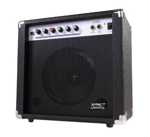 Soundking AK20-G Gitarrenverstärker (2-Kanal, 60 Watt)