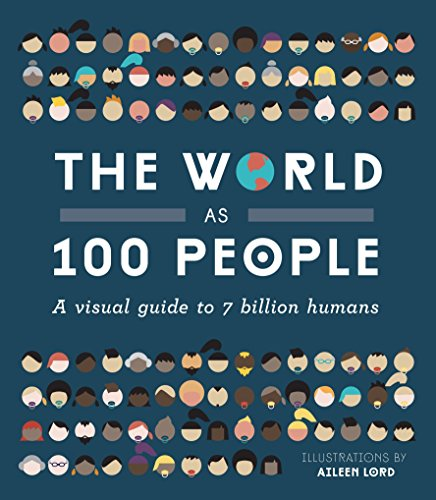 The World as 100 People: A Visual Guide to 7 Billion Humans