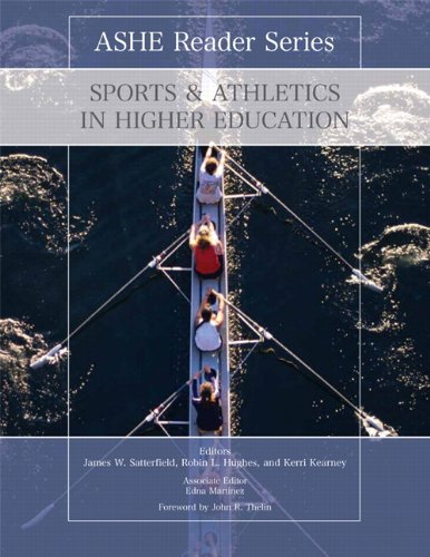 Sports and Athletics in Higher Education (Ashe Reader)