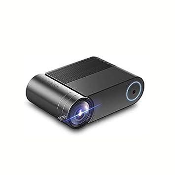 FMC Mini LED proyector de Bolsillo, 1280 * 720 Altavoz Resolución ...