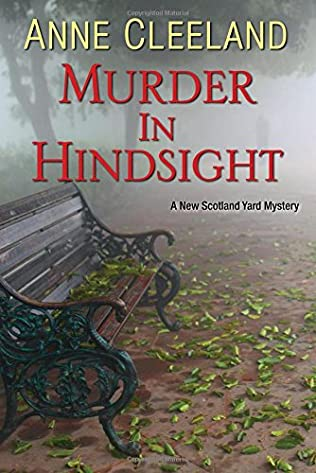 book cover of Murder in Hindsight