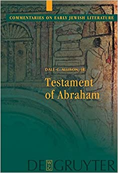 "Image result for ""Testament of Abraham"""