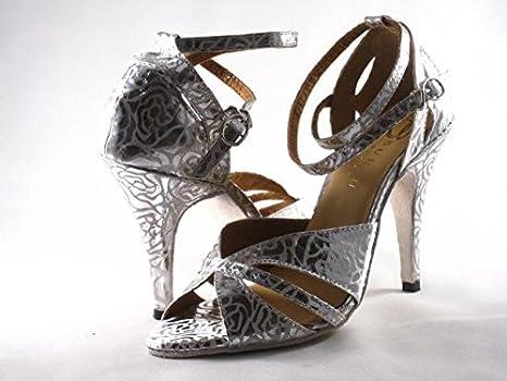 Donna Molli Oss® Scarpe Di Da Alto Tacco Ballo Con In Latino 7nxAOqxwR
