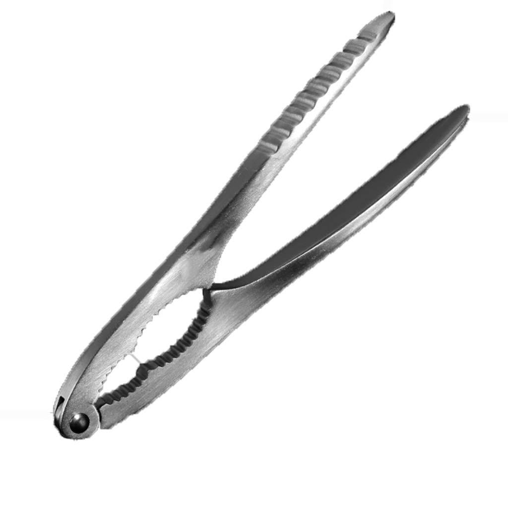 Nutcracker All Stainless Steel Walnut Clip Crab Claw Nut Clip Peeling Walnut Tool Kitchen Gadget Always insist on success by Always insist on success