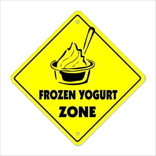 frozen yogurt cart - 5