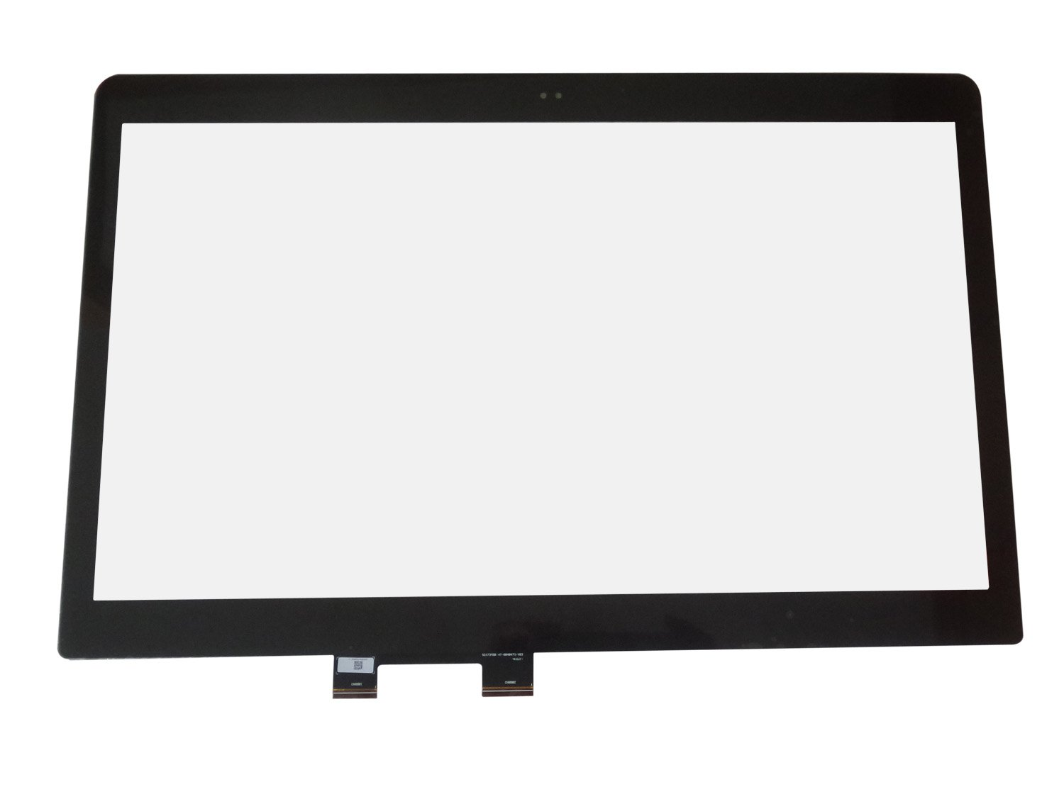 KRENEW 17.3'' Digitizer Touch Screen Replacement Glass for HP Y0F94AV (Non-LCD)