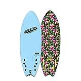Catch Surf Odysea 5'6'' Skipper Pro - JOB Quad - Sky Blue