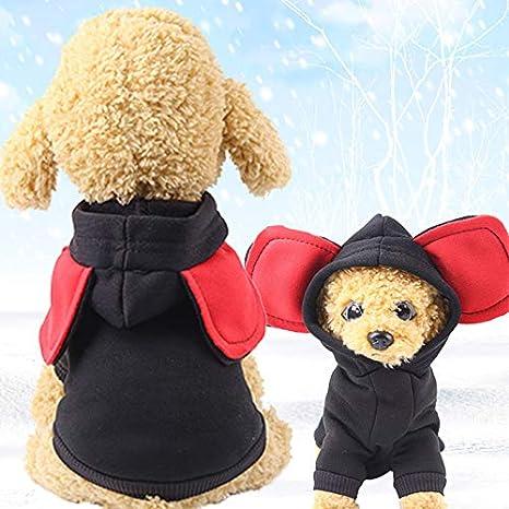 Ropa de Invierno para Mascotas Ropa para Perros Perros de ...