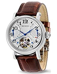 Sea-gull M172s Automatic Mechanical Watch Self Winding Flywheel Power Reserve by Seagull