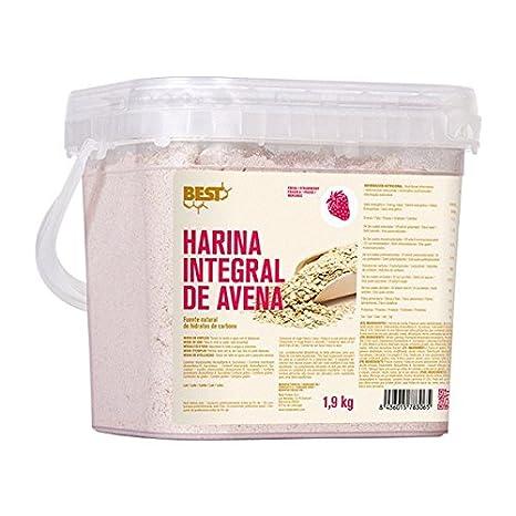HARINA DE AVENA INTEGRAL 1,9kg - neutro: Amazon.es: Salud y cuidado personal