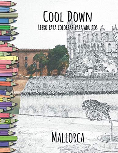 Libro : Cool Down - Libro Para Colorear Para Adultos: Mal...