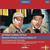 Sherlock Holmes Collectors Edition IV   Arthur Conan Doyle