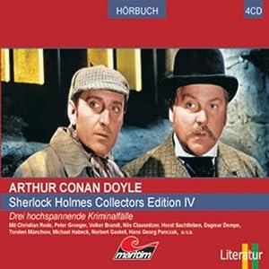 Sherlock Holmes Collectors Edition IV Hörspiel
