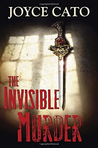 book cover of The Invisible Murder