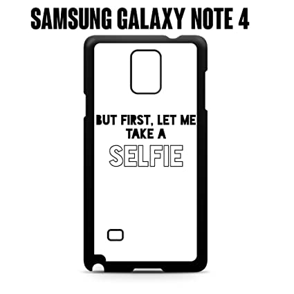 Amazoncom Phone Case Let Me Take A Selfie Quote For Samsung Galaxy