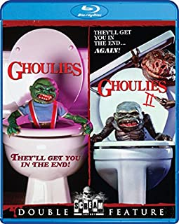 Ghoulies / Ghoulies II [Blu-ray] (B00S0DW39A) | Amazon Products