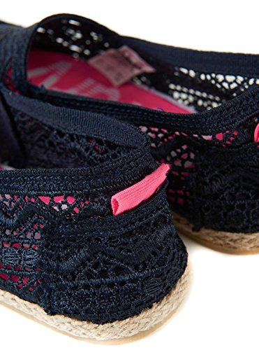 Jetstream Lace Espadrille - Eclipse Navy