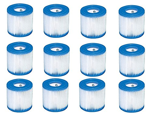 Replacement Intex 29007E Swimming Pool Filter Cartridge H -