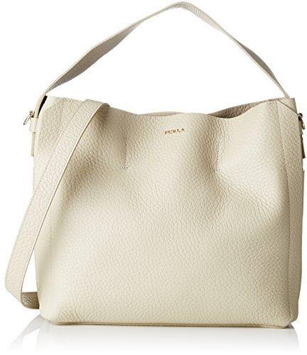 Furla Women's Capriccio Medium Hobo Creta Handbag