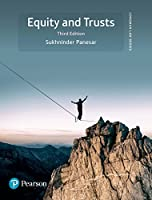 Equity and Trusts, 3rd Edition