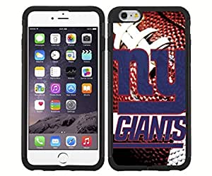 New York Giants Football Sports RUBBER Snap on Phone Case (iPhone 6)