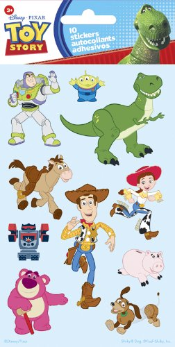 Sandylion Toy Story Licensed Dimensional Foam