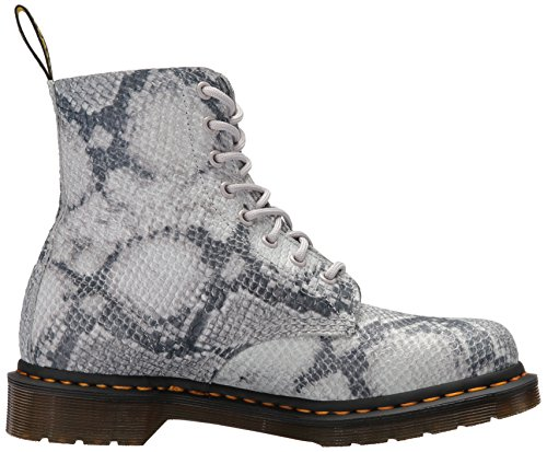 Dr. Martens Pascal Snake Asciano 23726051, Boots Light Grey
