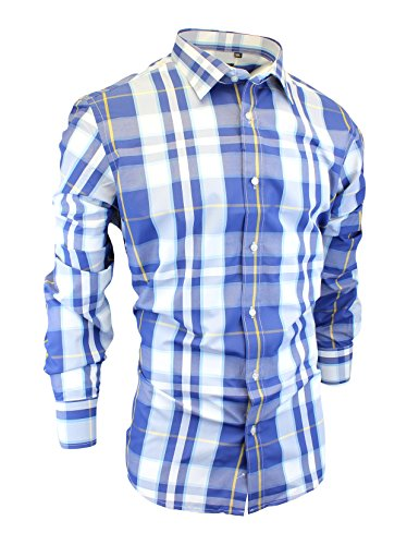 dress shirt untucked with slacks - 1