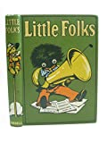 img - for LITTLE FOLKS 1912 book / textbook / text book