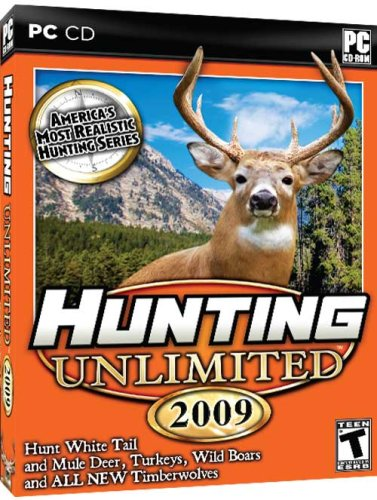 Hunting Unlimited 2009 - PC](Hunting Unlimited Pc Game)
