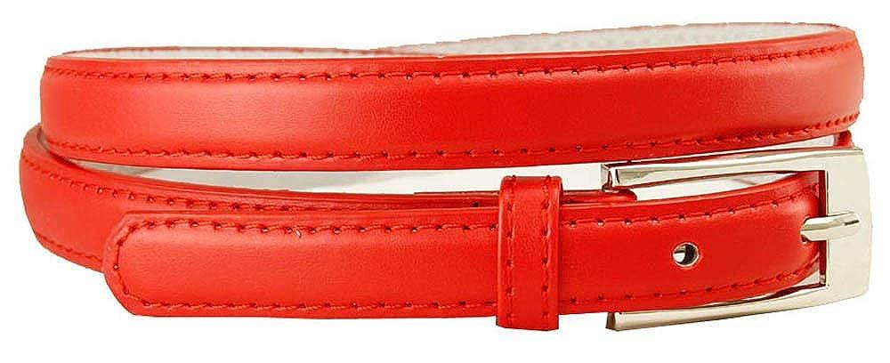 Women Solid Color Skinny Dress Belt, 3/4 Wide Multiple Colors BSC 3/4 Wide Multiple Colors BSC (BLACK)