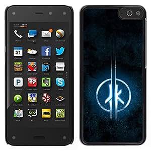 LECELL--Funda protectora / Cubierta / Piel For Amazon Fire Phone -- JK --