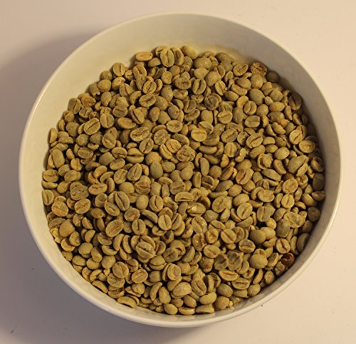 Yemen Haraaz Red Marqaha - Green (Unroasted) Coffee Beans - New Arrival, Fresh Crop (1 Pound)