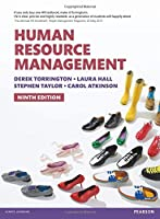 Human Resource Management, 9th edition Front Cover