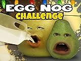 Egg Nog Gallon Challenge